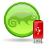 SUSE Studio Imagewriter icon