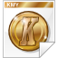 application/x-kmymoney icon