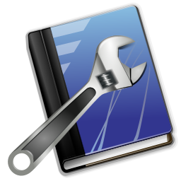 Edit E-book icon